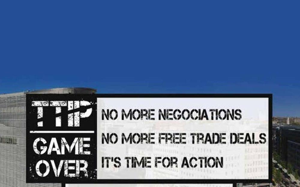 TTIP – CETA : CES TRAITÉS COMMERCIAUX QUE LES LOBBIES CO-ÉCRIVENT